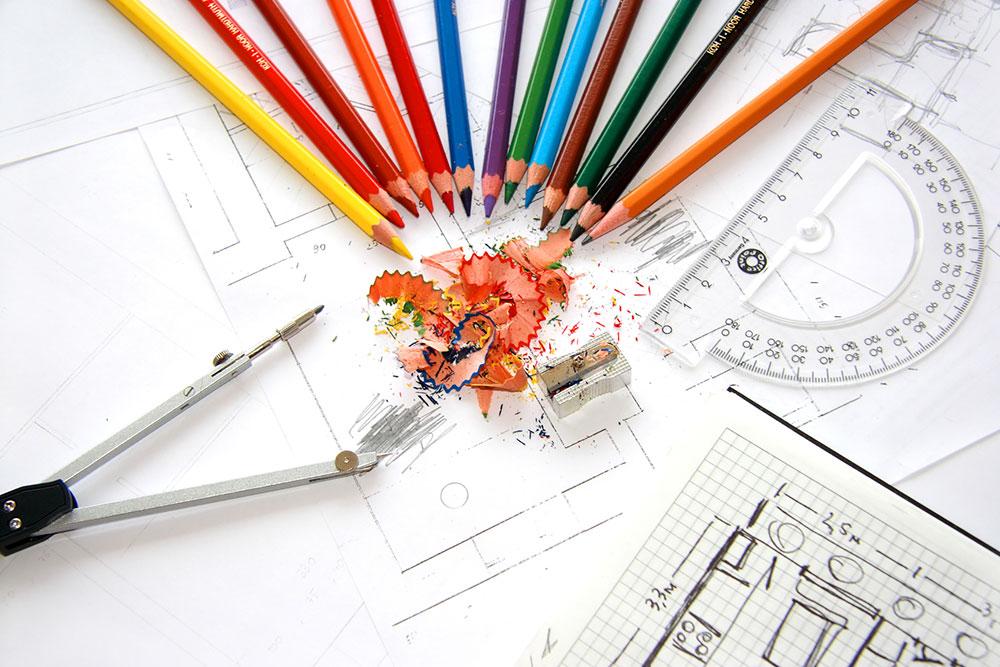 Ristrutturazione e progettazione edile e termotecnica a for Where do interior designers work